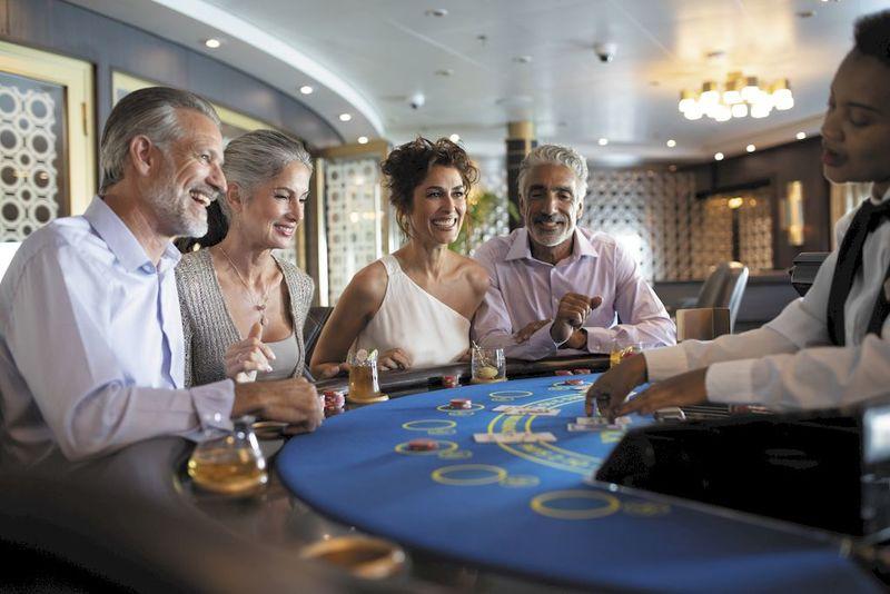 Seven Seas Voyager Casino