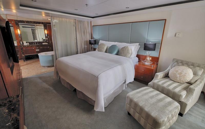 Seven Seas Voyager Master Suite