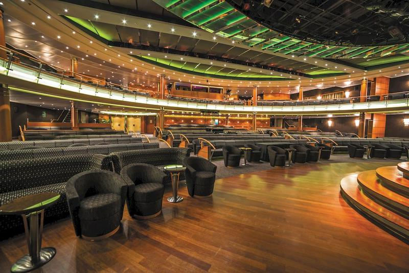 Seven Seas Voyager Theater