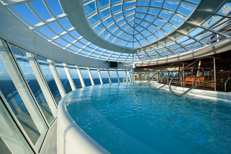 Allure of the Seas Pool