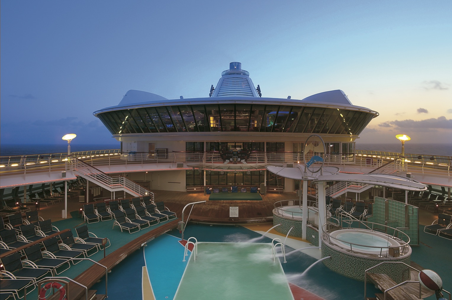 Jewel of the Seas Pool