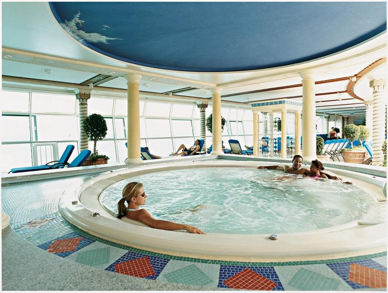 Navigator of the Seas Whirlpool