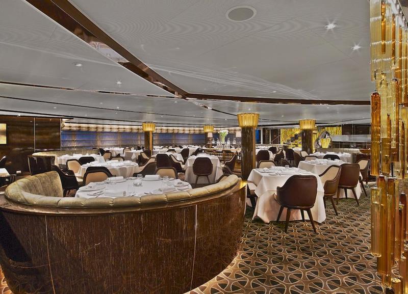 Seabourn Encore Grill by Thomas Keller Restaurant