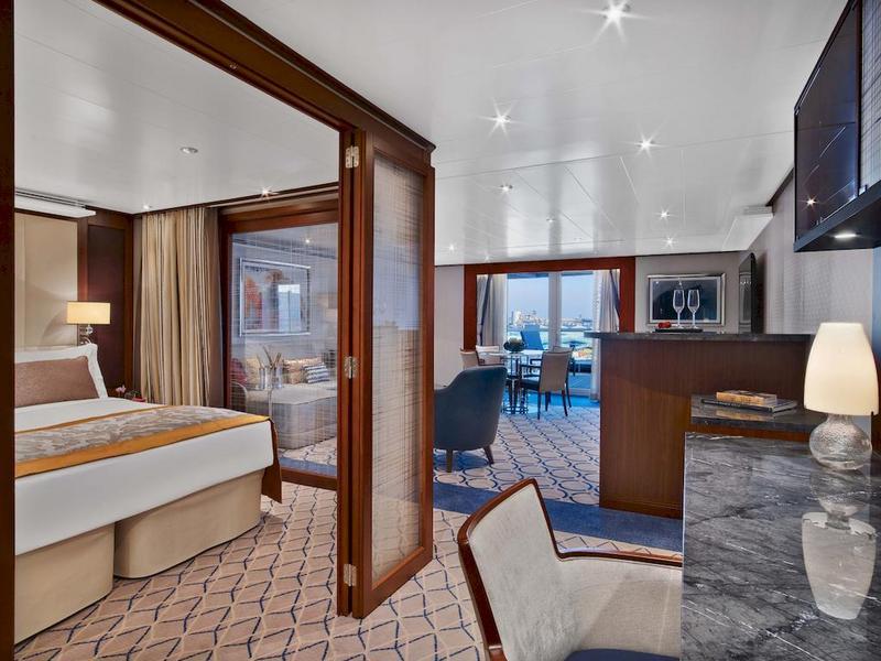 Seabourn Encore Penthouse Suite