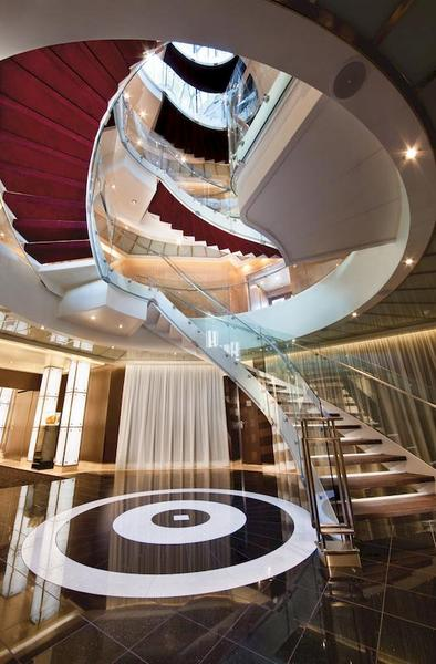 Seabourn Odyssey Atrium