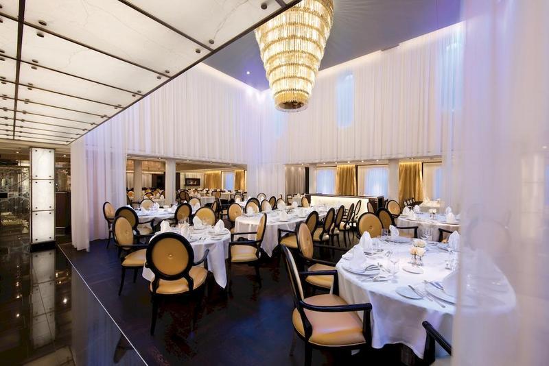 Seabourn Odyssey Restaurant