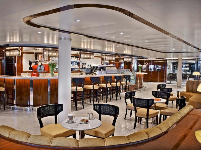 Seabourn Ovation Square Bar