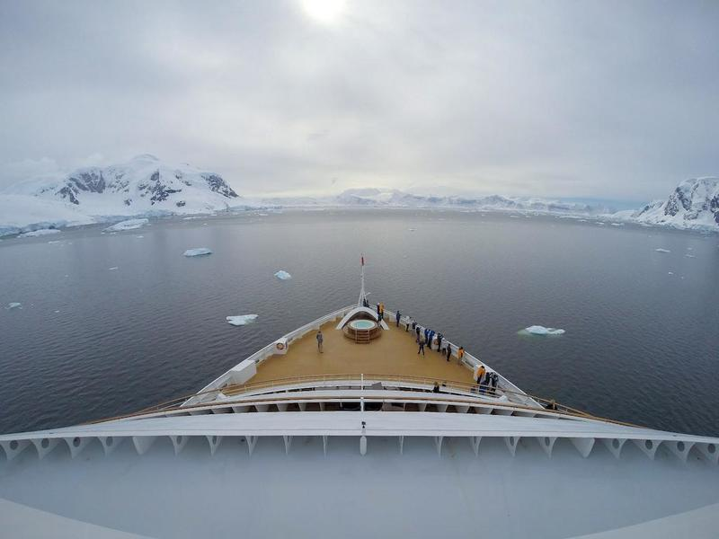 Seabourn Quest Deck