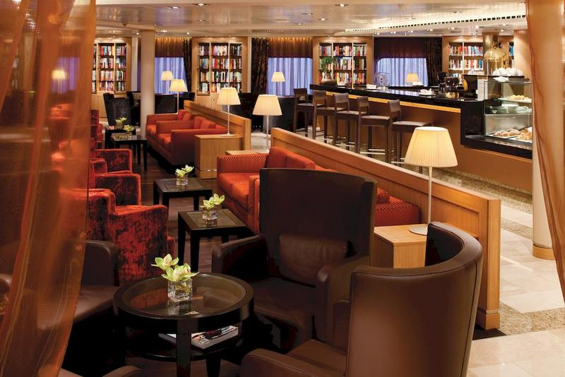 Seabourn Quest Square Lounge