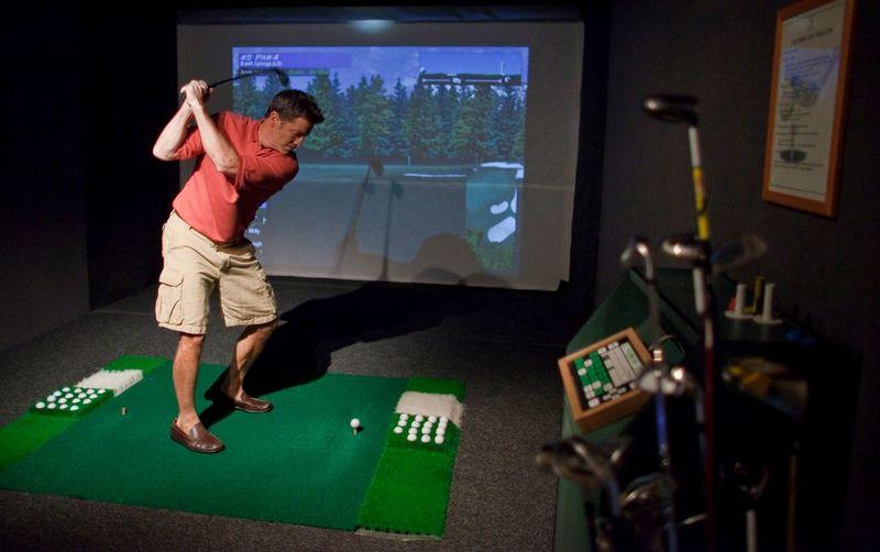 SeaDream II Golf Simulator