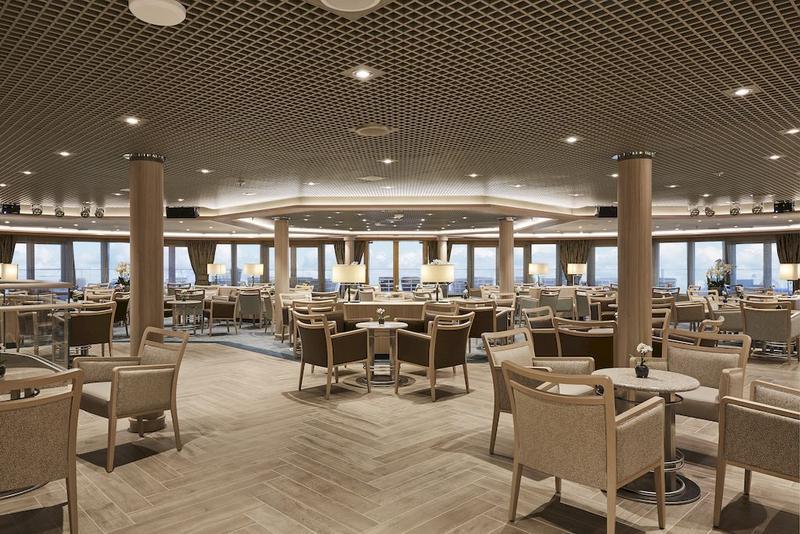 Silver Dawn Panorama Lounge