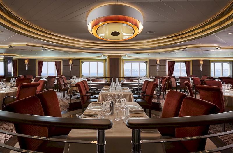 Silver Dawn Atlantide Restaurant