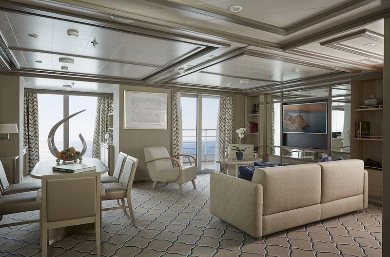 Silver Moon Owners Suite