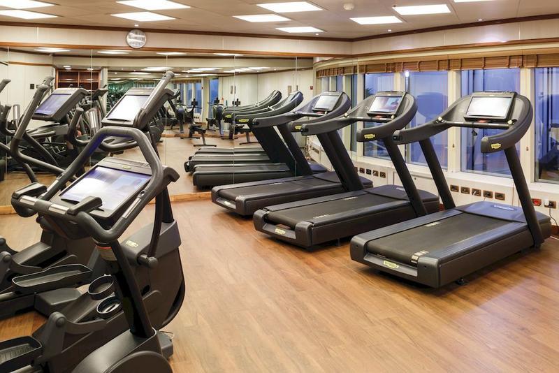 Silver Spirit Gym