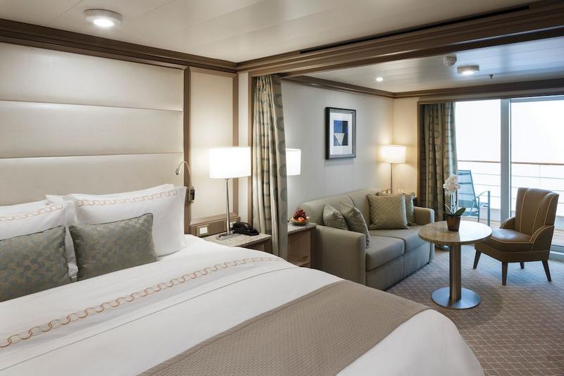 Silver Spirit Veranda Suite