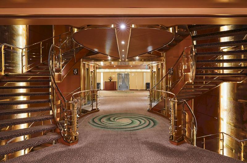 Silver Wind Hallway