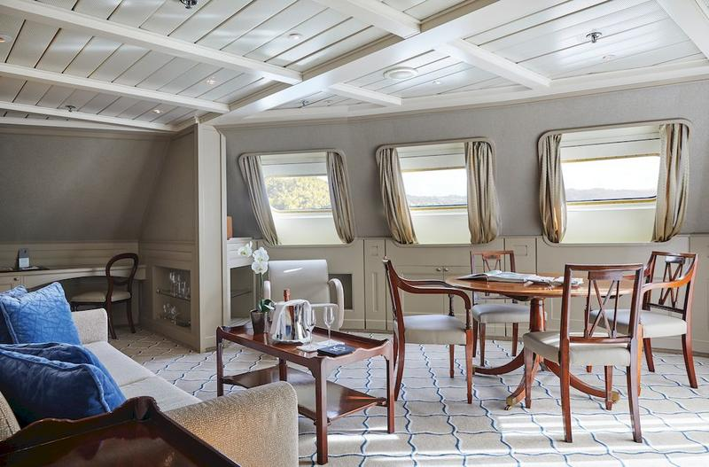 Silver Wind Royal Suite