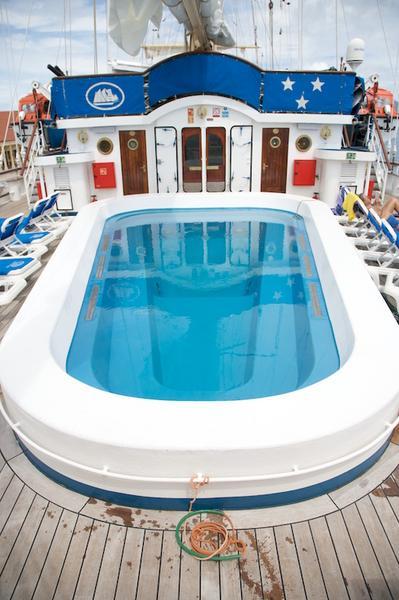 Star Clipper Pool