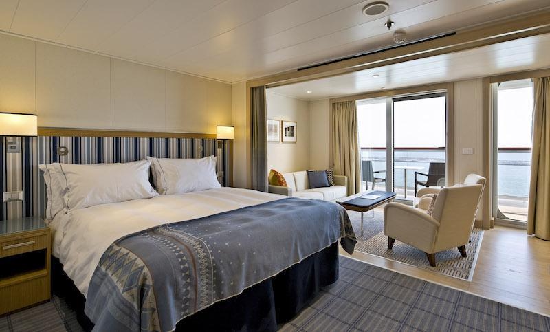 Viking Sea Penthouse Junior Suite