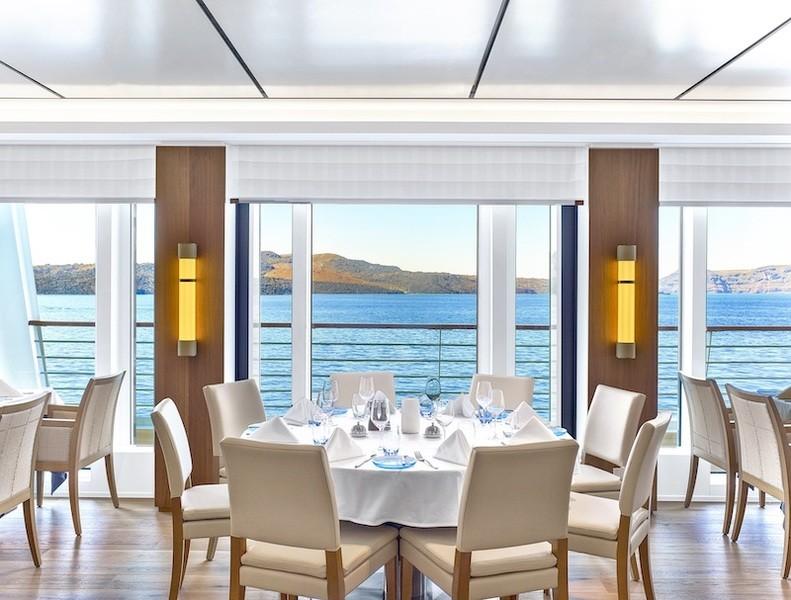 Viking Sea Restaurant