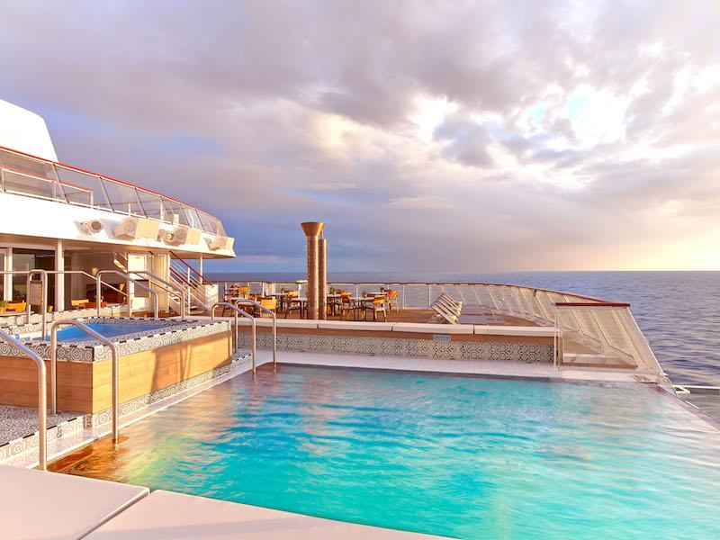 Viking Sky Pool