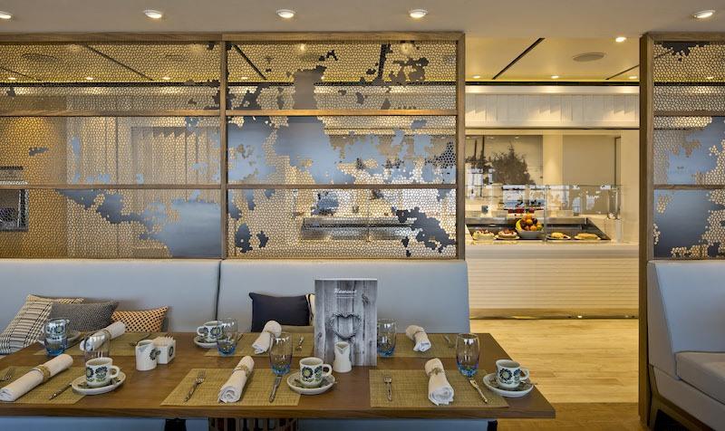 Viking Sky Restaurant Mamsens