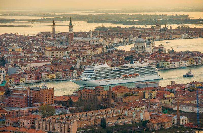 Viking Spirit in Venice