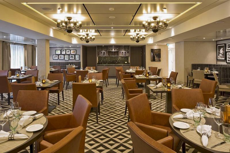 Viking Spirit Manfredis Restaurant