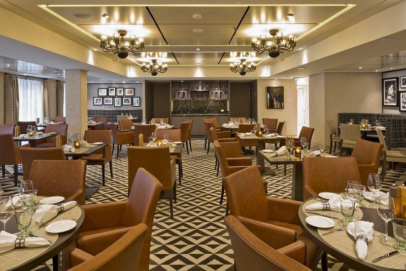 Viking Star Manfredis Restaurant
