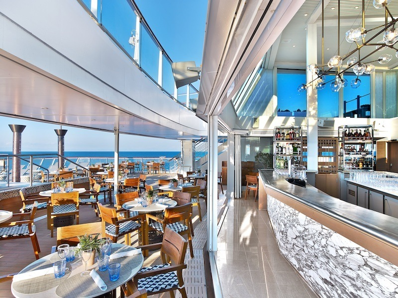 Viking Sun Aquavit Bar