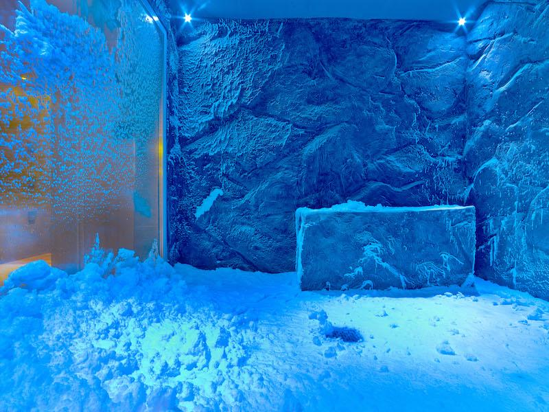 Viking Sun Ice Spa