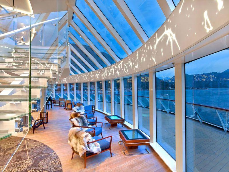 Viking Sun Panorama Lounge
