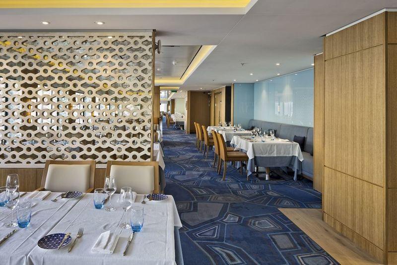 Viking Sun Restaurant
