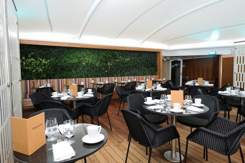 Star Breeze Restaurant Veranda