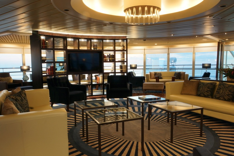 Star Legend Yacht Club Lounge