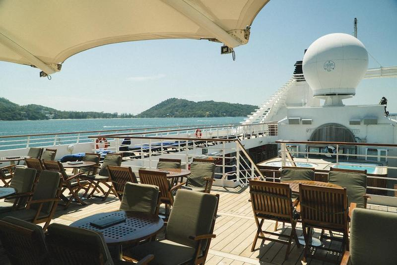 Star Legend Sundeck